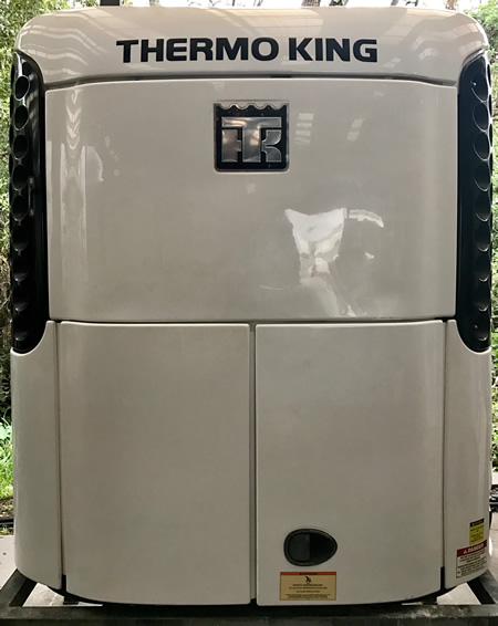 Iceman - Thermo King SB330 Units